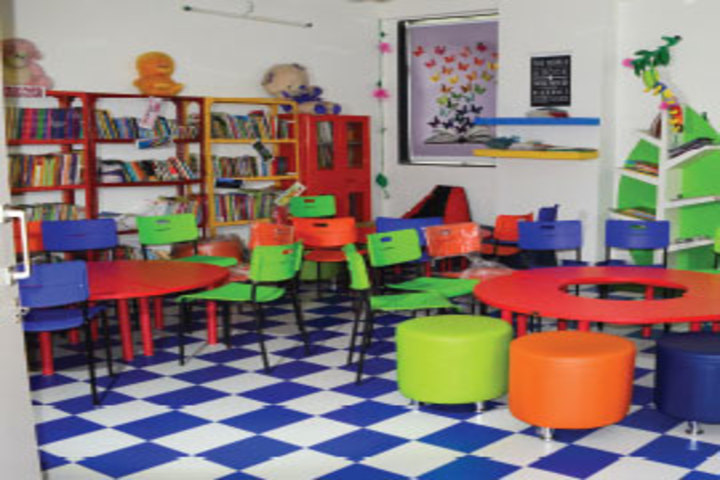 The Cambria International School-Library