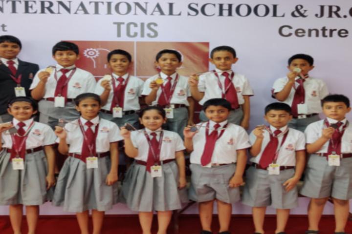 The Cambria International School-Olympaid