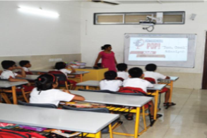 The Cambria International School-Smart Class