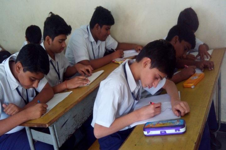 Sri Gurudatta High School-Class