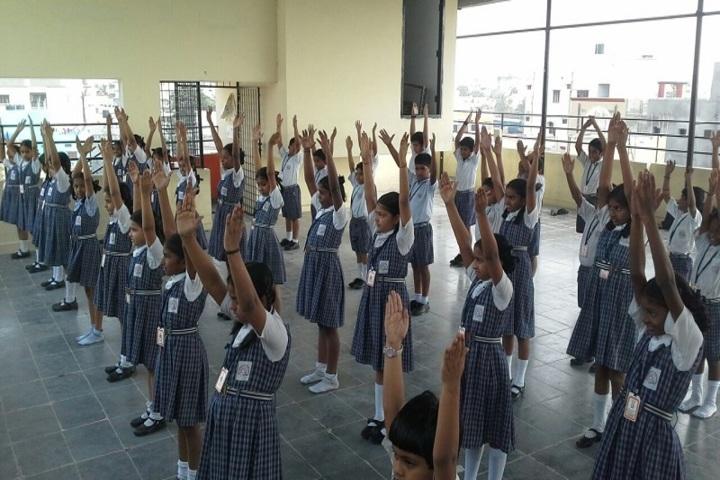 Sri Gurudatta High School-Yoga