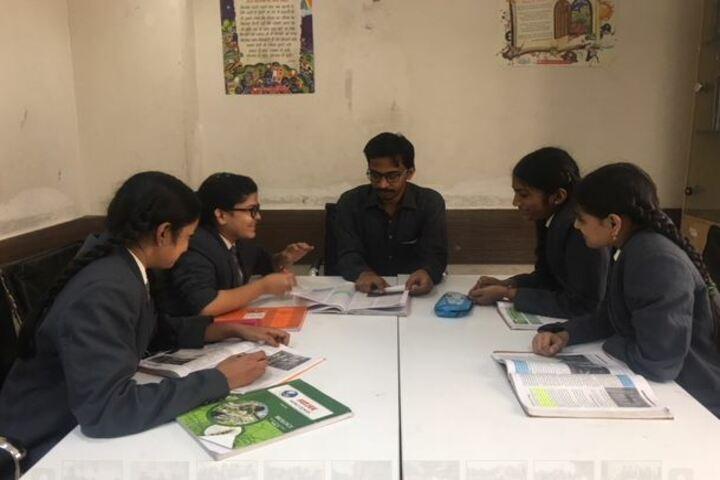 FIITJEE World School-Reading Room