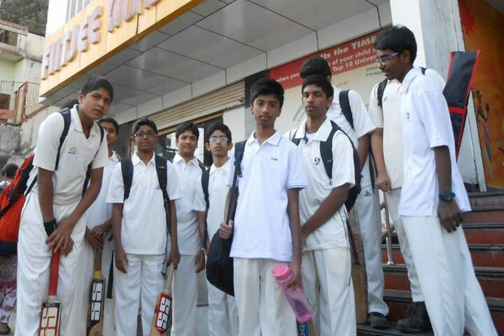 FIITJEE World School-Sports Team