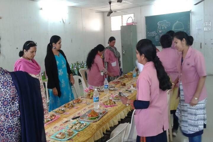 Prestige Public School-Food Festival