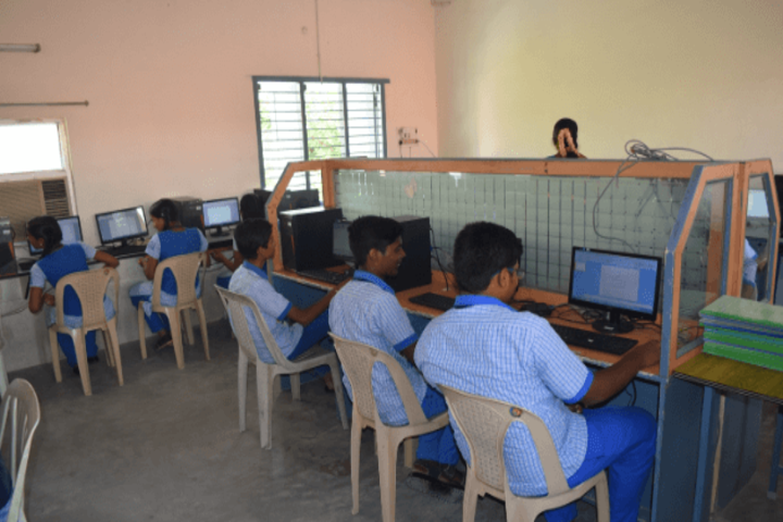Rosily School-Computer Lab