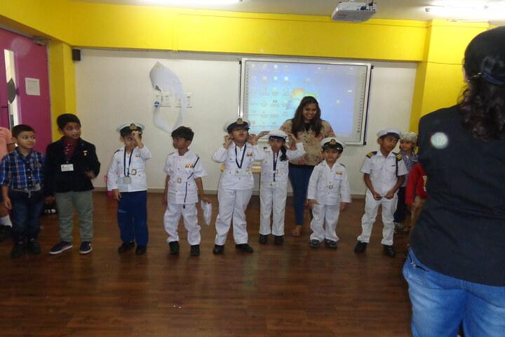 """C P Goenka International School-Childrens Day"""
