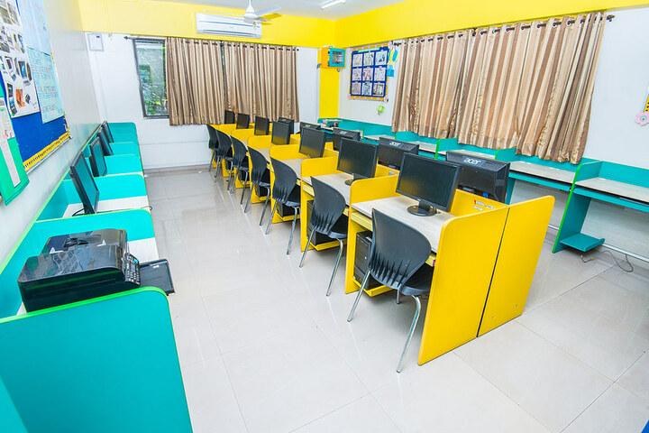 C P Goenka International School-Computer Lab