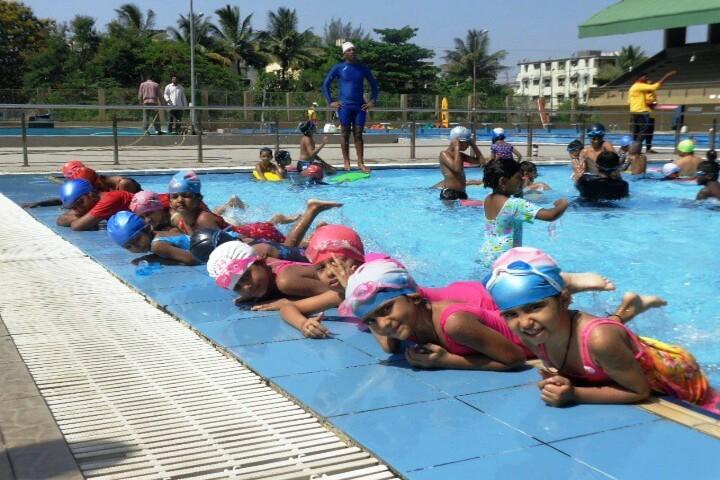 C P Goenka International School-Swimming Pool