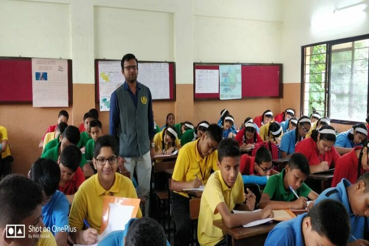 Vidya Bhavan School and Junior College-Essay Writing Competition