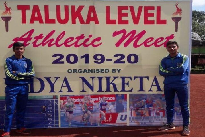 National Public School-Athletic Meet