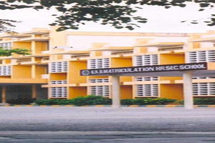 GKD Matric Higher Secondary School-Campus