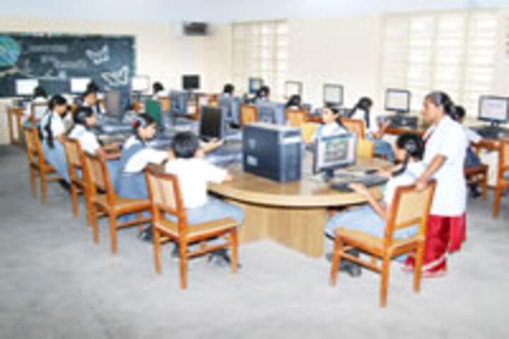 GKD Matric Higher Secondary School-Computer Lab