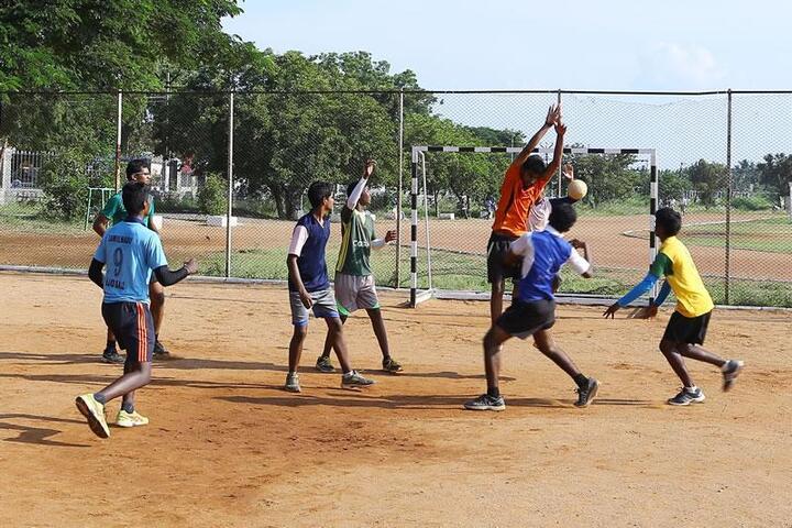 GKD Matric Higher Secondary School-Sports