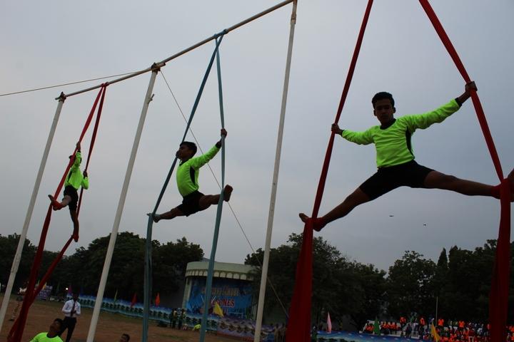 Crescent School-Gymnastics