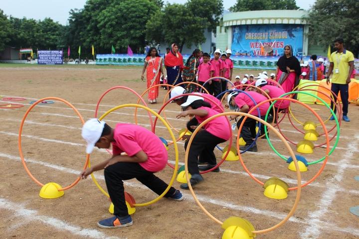 Crescent School-Sports Day