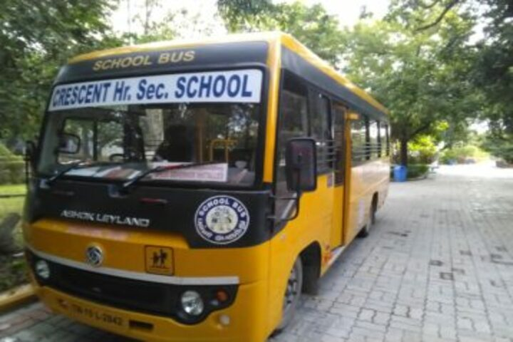 Crescent School-Transport