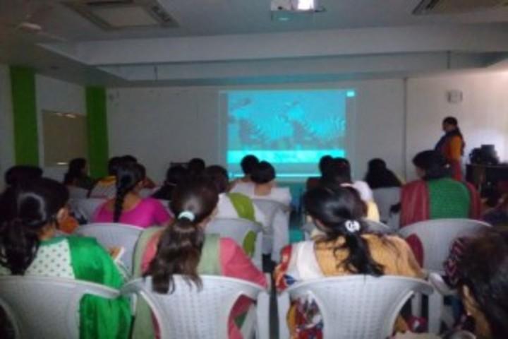 Sakar English School-Auditorium