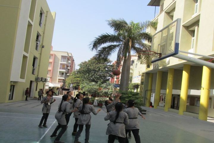 Sakar English School-Basket Ball Court