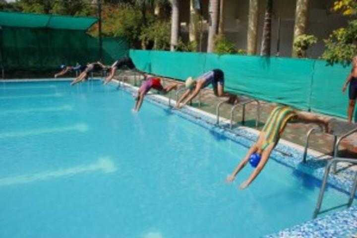 Sakar English School-Swimming Pool