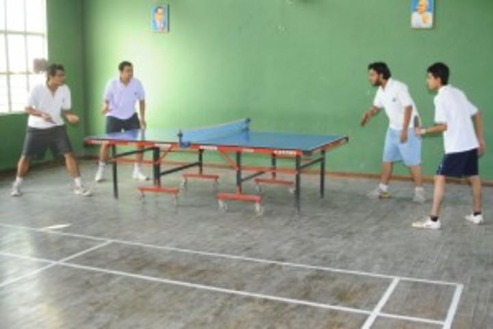 Sakar English School-Table Tennis