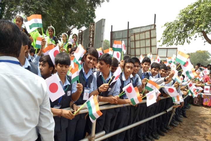 VED International School-Independence Day