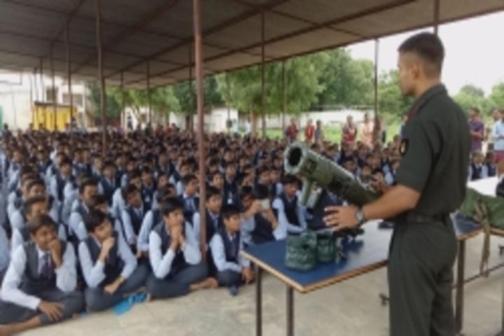 VED International School-Training