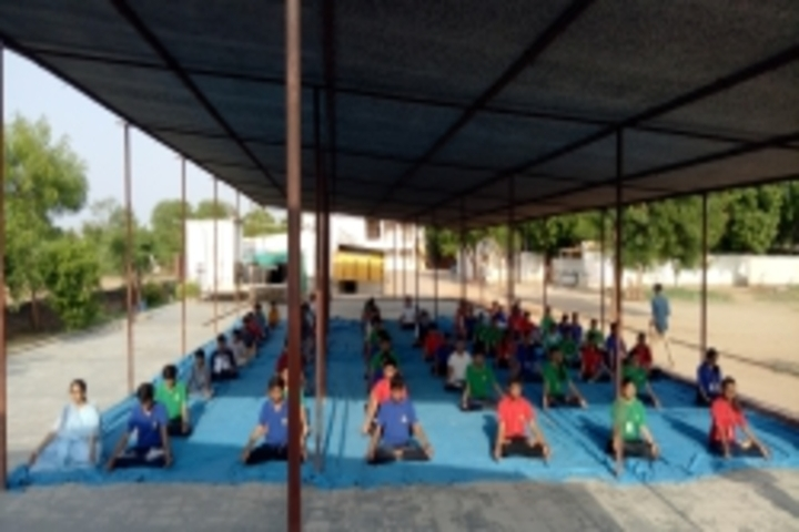 VED International School-Yoga