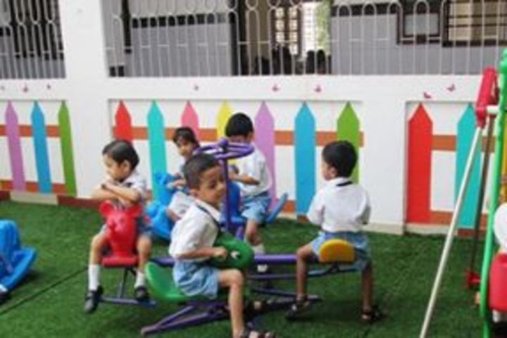 Trinity International School-Play Area