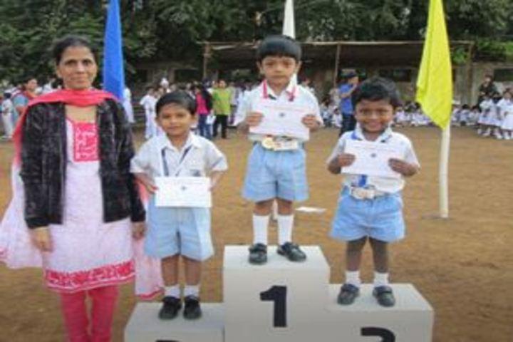Trinity International School-Winners