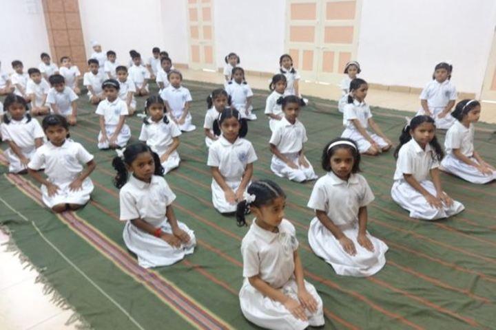 Trinity International School-Yoga