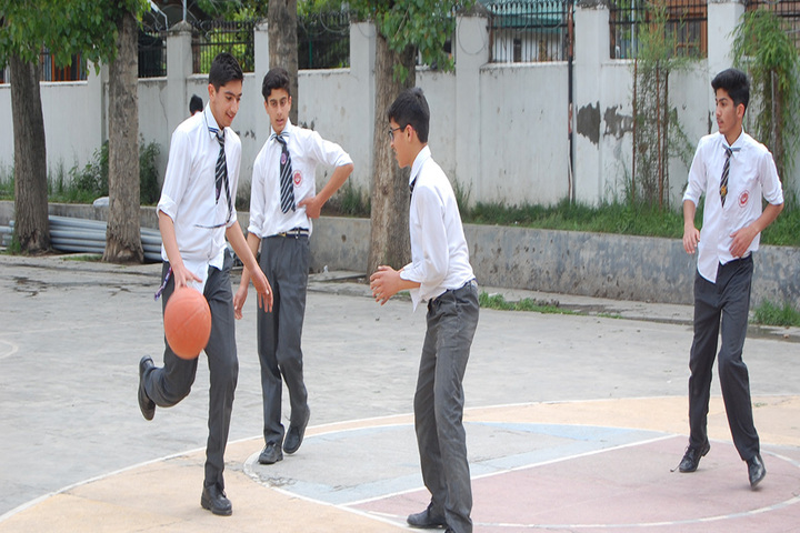 Burn Hall Higher Secondary School-Indoor Games