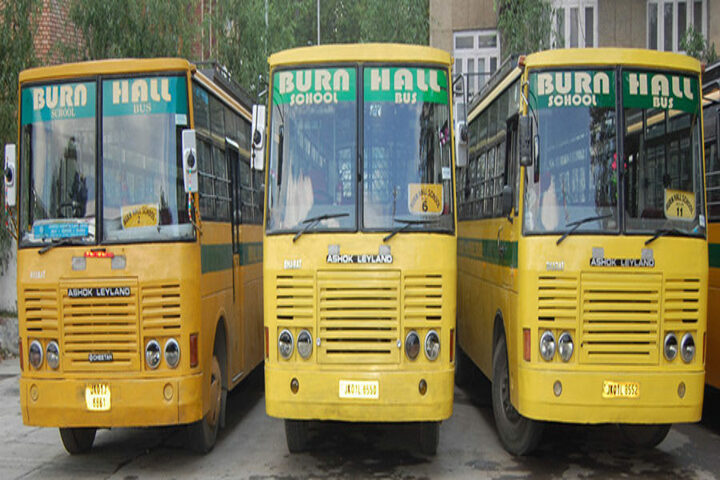 Burn Hall Higher Secondary School-Transport