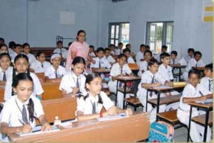 Bhavans Shri A K Doshi Vidyalaya High School-Classroom