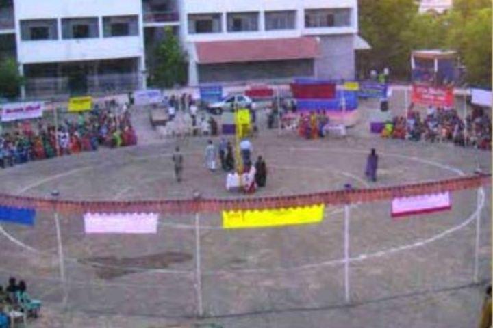Bhavans Shri A K Doshi Vidyalaya High School-Playground