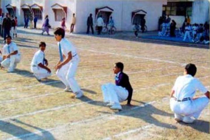 Bhavans Shri A K Doshi Vidyalaya High School-Sports