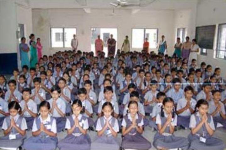 Bhavans Shri A K Doshi Vidyalaya High School-Yoga