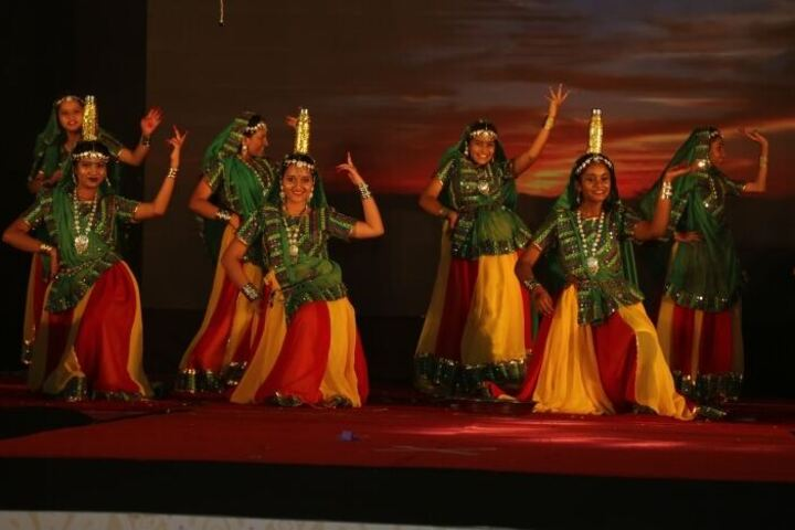 Kudila Govindram Seksaria English School-Cultural Event