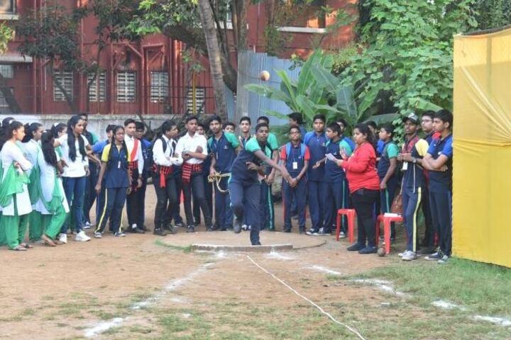 Kudila Govindram Seksaria English School-Play Ground