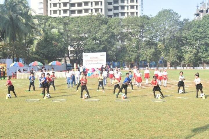 Kudila Govindram Seksaria English School-Sports