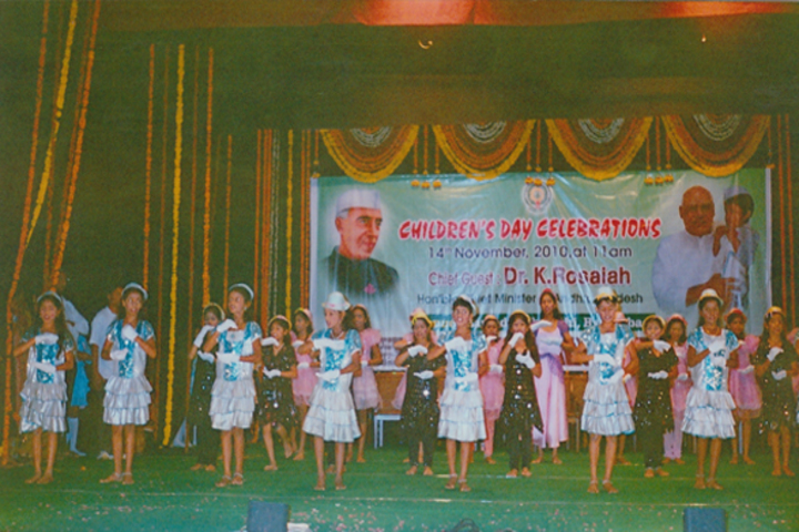 Mamata High School-Childrens Day