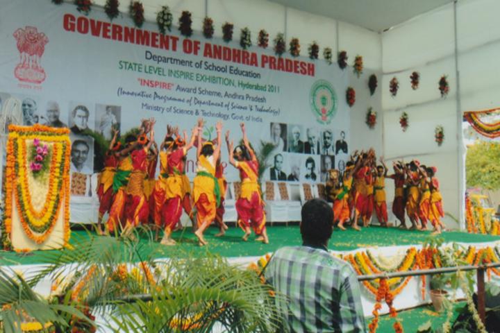 Mamata High School-Dance