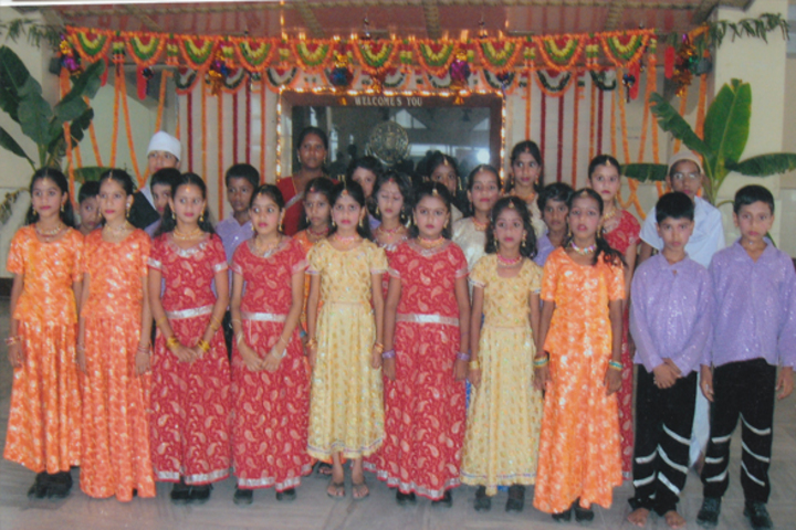 Mamata High School-Festival Celabrations