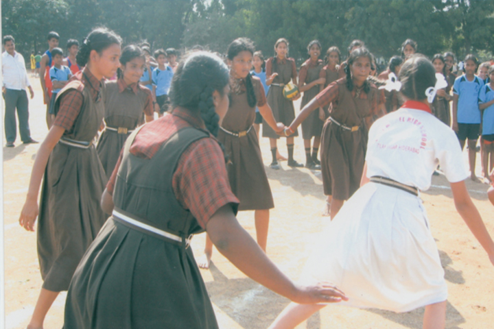 Mamata High School-Sports