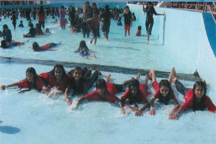 Mamata High School-Summer Camp