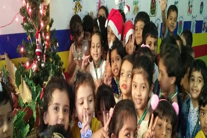 Holy Cross Convent School-Christmas Celebrations