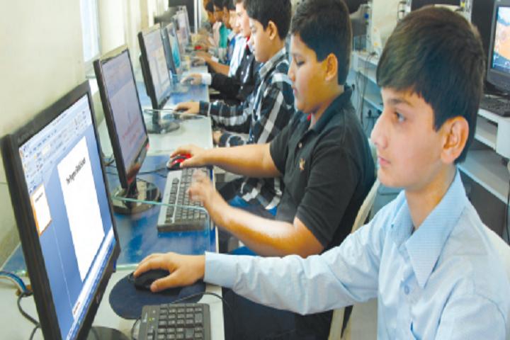 Progress High School-Computer Lab