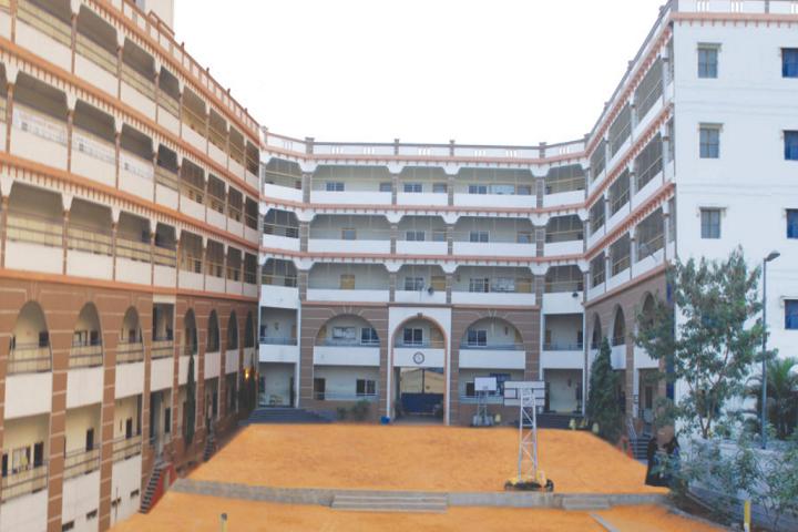 Progress High School-School Building