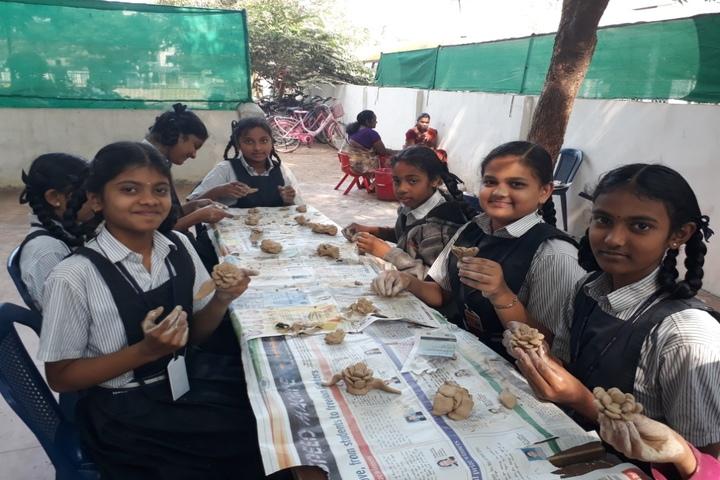 Sri Gowthami Smart School-Creativity