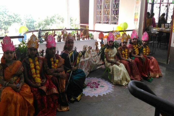 Sri Gowthami Smart School-Festival Celebration