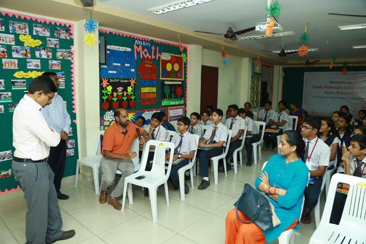 Sri Gowthami Smart School-Maths Quiz